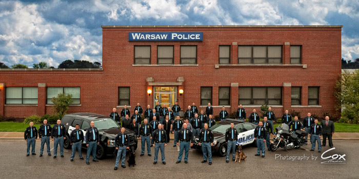 The Warsaw Police Department