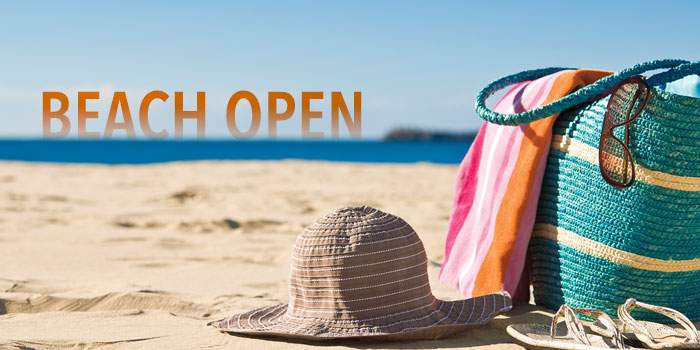 Image result for beach open