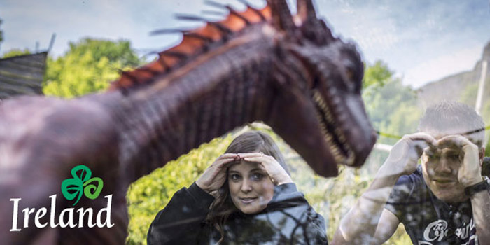 Game of Thrones dragon Ireland