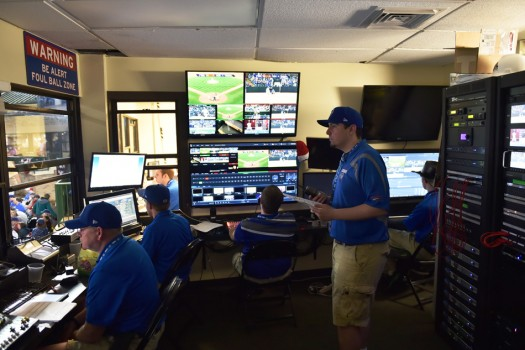 The South Bend Cubs Media Room