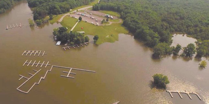 Mississinewa flooding