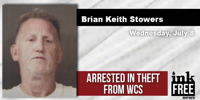 Stowers arrest