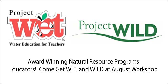 Project WET and Project WILD