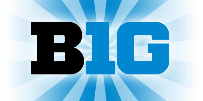 big ten sports icon