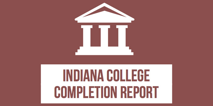 Indiana college completion report