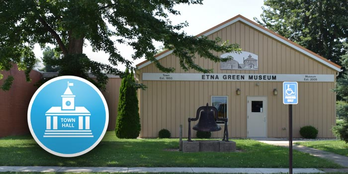Etna Green Town Hall