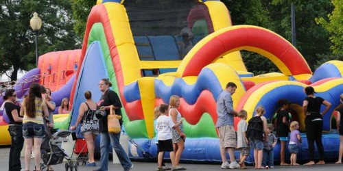 Come and enjoy the Family Carnival, Friday Aug. 5. (File Photo)