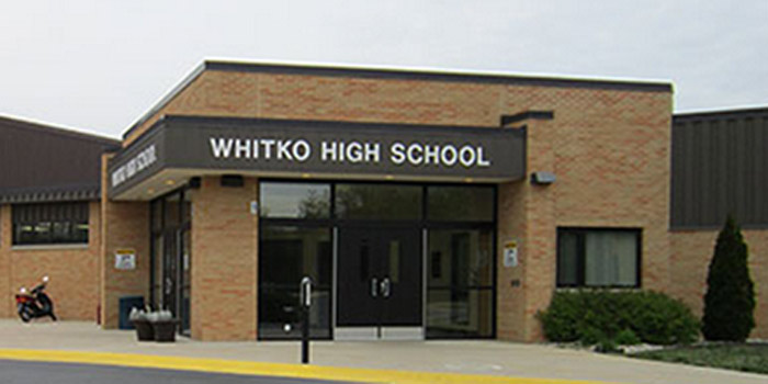 Image result for Whitko High School
