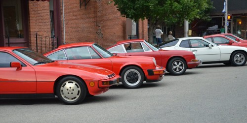 First-Friday-Porsches