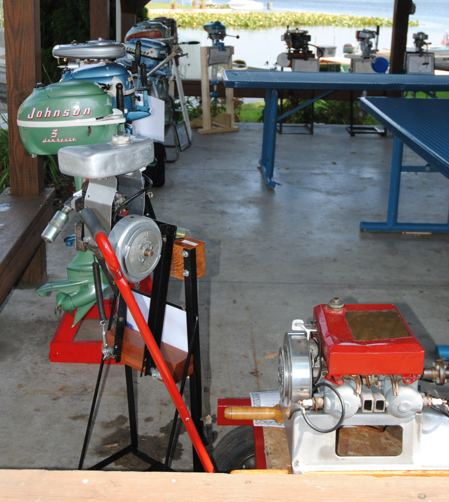 Fall Antique Outboard Motor Show Returns To Webster – InkFreeNews.com