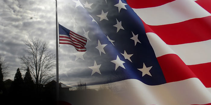 Image result for flags at half staff oregon