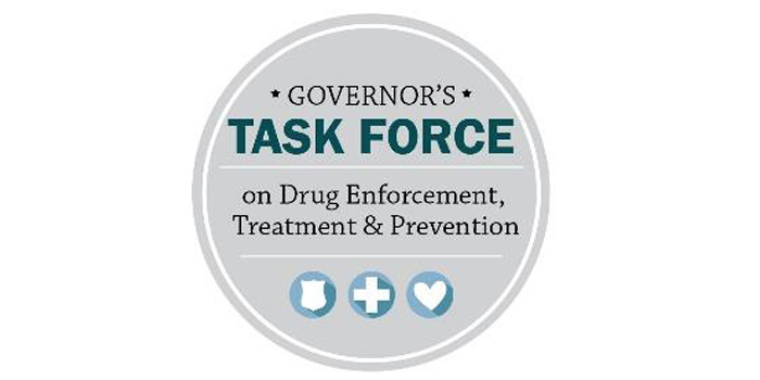governors drug task force icon