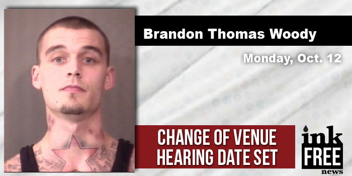 change of venue hearing date