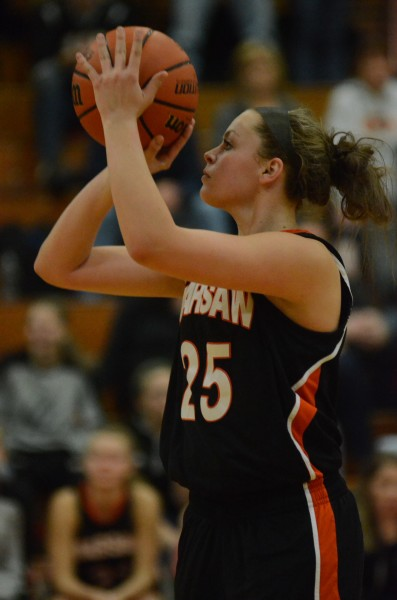Madi Graham was clutch at the line in the final seconds to cap the comeback win for the Tigers.