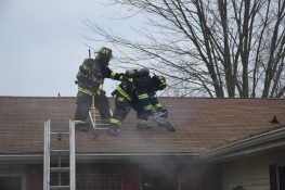 South Barbee Road House FIre