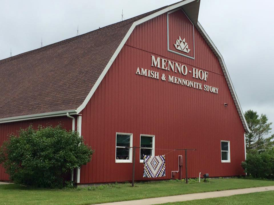 Menno-Hof is a nonprofit visitor center with information about the faith and life of Amish and Mennonites. (Photo courtesy Menno-Hof)