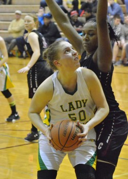 Tippecanoe Valley's Anne Secrest was named a Junior All-Star selected by the Indiana Basketball Coaches Association. (File photo by Nick Goralczyk)