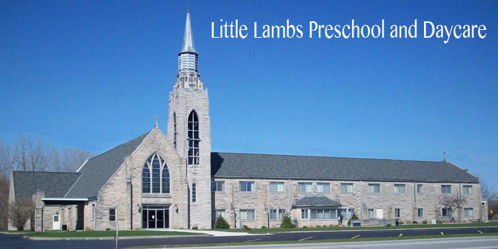 Little Lambs Preschool and Daycare Icon 2016
