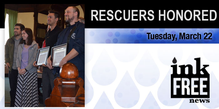 Rescuers-Honor