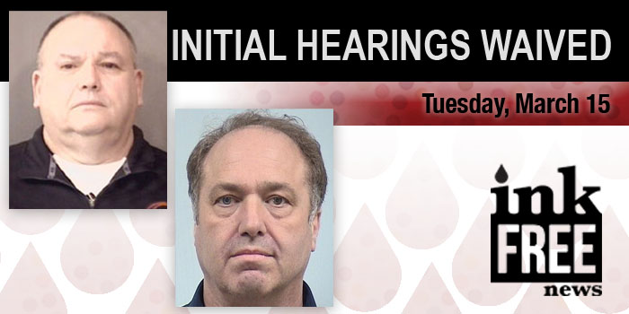 initial hearings waived