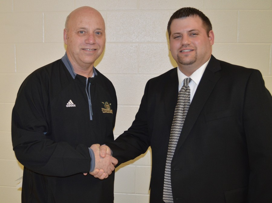 Wawasee athletic director welcomes Matt Carpenter.