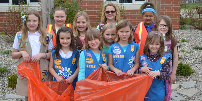 Warsaw Girl Scout Troop 00158