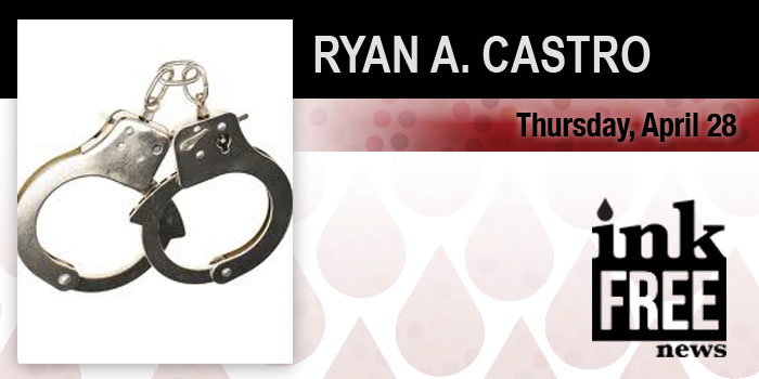 castro arrest in plymouth