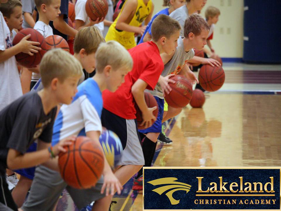 Lakeland Christian Academy will hold basketball camps this June. (Photo provided by LCA Athletics)