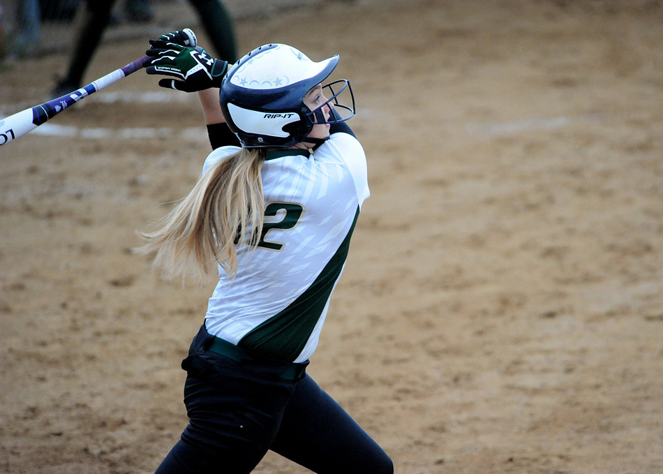 Wawasee slugger Meghan Fretz jacked her fourth and fifth homers of the season Monday in an 8-2 win against Concord. (Photos by Mike Deak)
