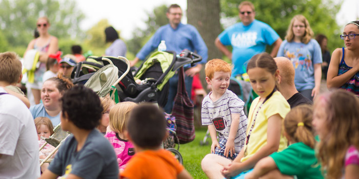 The annual Northern Indiana Lakes Festival brings excitement to those of all ages, especially the youngsters. This year's festival will be held June 11-12 at Center Lake Park. (Photo provided)