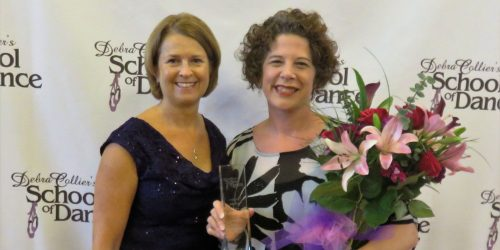 Pictured are Deb Collier and Amy Clay (Photo Provided)