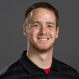 Grace College Sports Information Director Josh Neuhart was named the Crossroads League SID of the Year. (Photo provided)