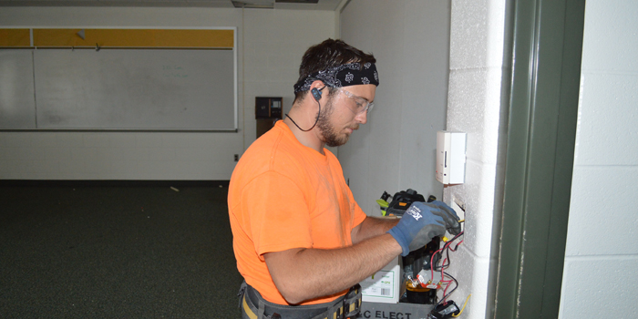 electrical work2