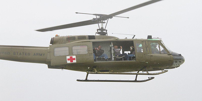 Goshen helicopter air show