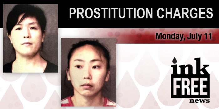 Prostitution-suspects