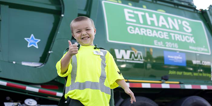 garbageman for a day