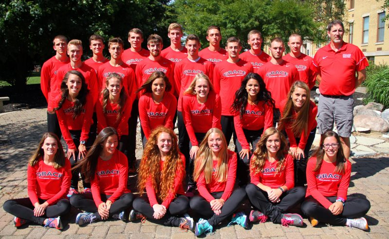 The 2016 Grace College cross country team boasts plenty of experience (Photo provided by the Grace College Sports Information Department)
