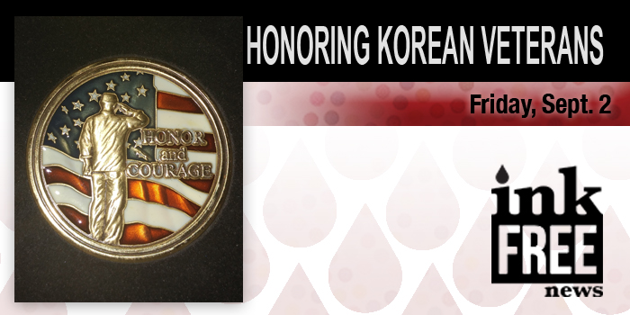 Coin to be given to Korean Veterans