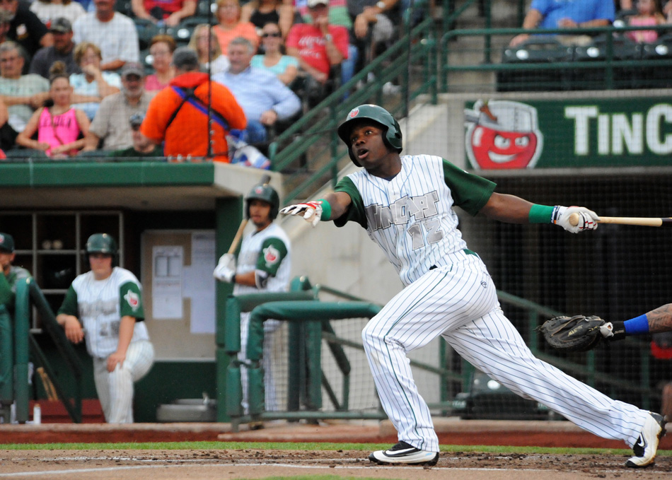 The Fort Wayne TinCaps have extended their affiliation relationship with the San Diego Padres. (File photo by Mike Deak)