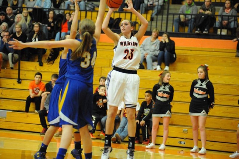 WCHS senior Dayton Groninger has made a verbal commitment to play at Indiana Wesleyan University next year (File photo by Mike Deak)