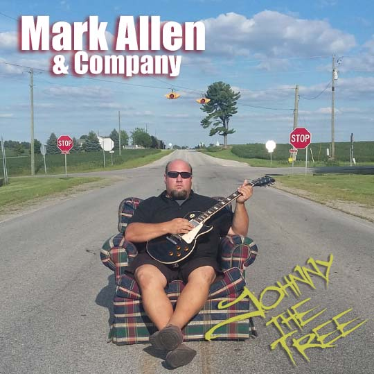 "Mark Allen & Company's newest album ""Johnny the Tree"" is available at Karma."