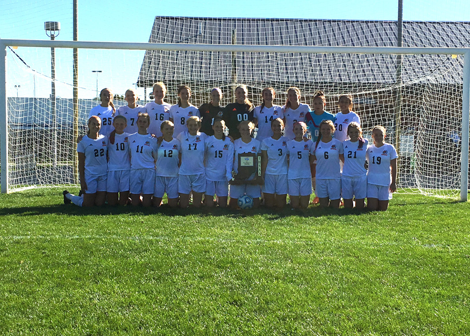 Warsaw won its ninth overall sectional title with a 3-0 win over NorthWood.