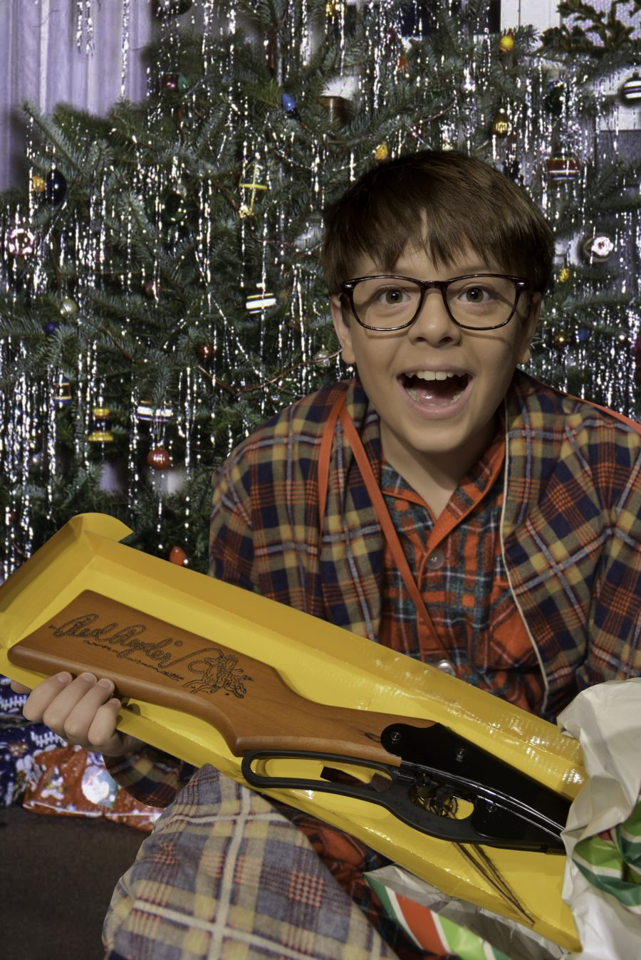 "All Ralphie (Josh Hatfield) wants for Christmas is a Red Ryder carbine-action 200-shot range model air rifle BB gun. Will he get it? ""A Christmas Story, the Musical"" is currently on stage at the Round Barn Theatre in Nappanee through Dec. 31 and it's a must see holiday production."