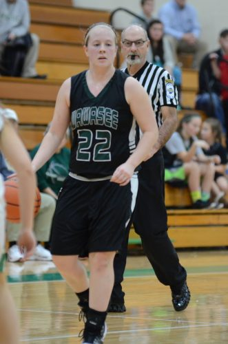 Hannah Haines led Wawasee with 11 points.
