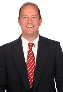 Jeff Brohm was named the new Purdue football head coach Monday afternoon.