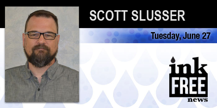 Scott Slusser Promotion Director of Technology