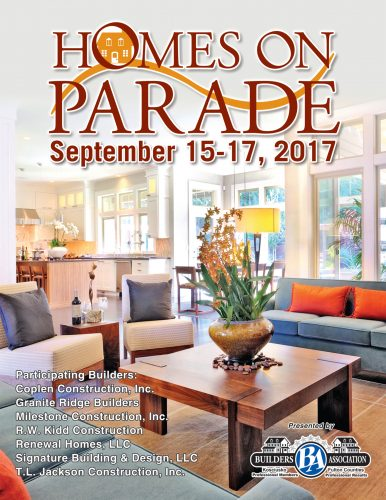 BAKFC Homes on Parade 2017 Book