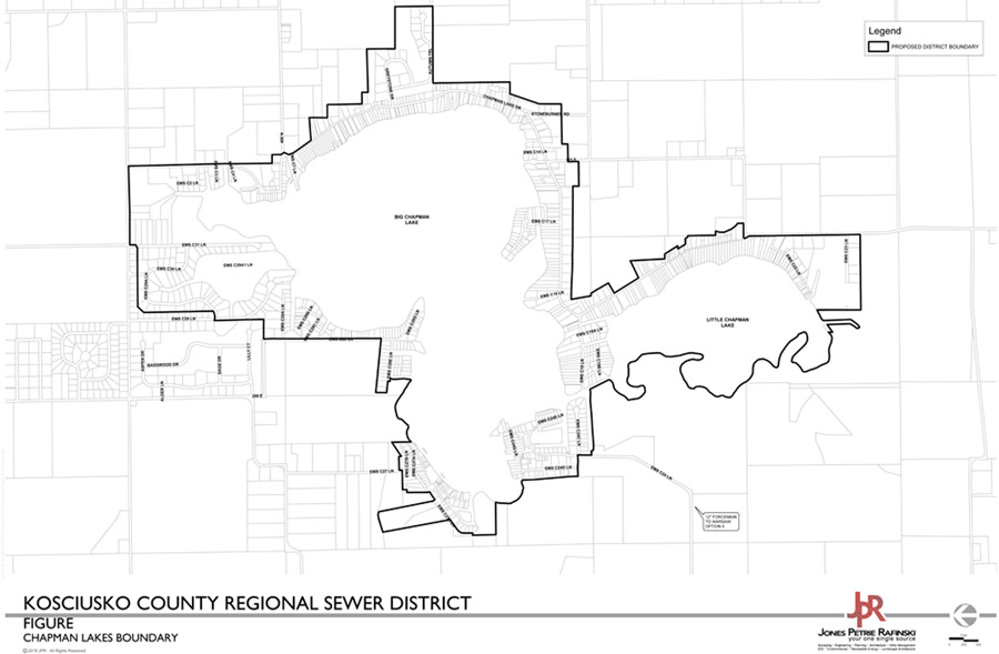 Proposed Tippy-Chapman Regional Sewer District Meeting Saay ... on