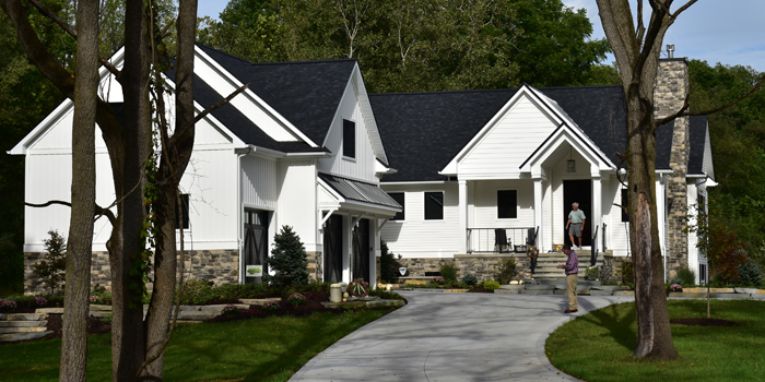 Renewal Homes' Farmhouse