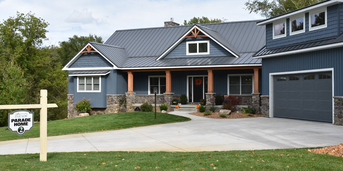 Homes on Parade Stop Two by Timber Rock Construction